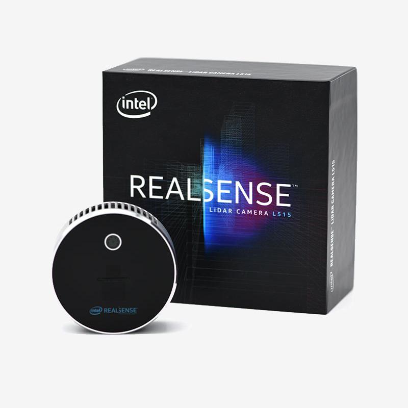 英特尔LiDAR摄像机Realsense L515激...