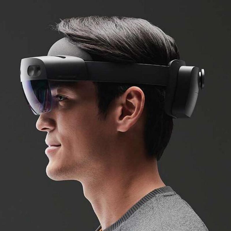Microsoft HoloLens2 AR眼镜头盔MR头�...