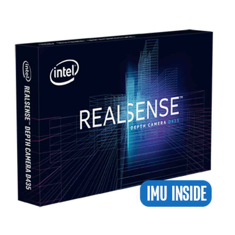 Intel RealSense Depth Camera D435i 深�...